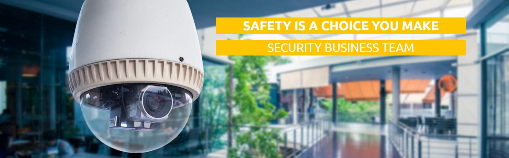 Security Business Team va ofera servicii de evaluare de risc la securitate fizica, analiza de risc, protectie la foc, solutii si sisteme de protectie, mentenanta sisteme de securitate si multe altele care va vor asigura SIGURANTA casei / afacerii dumneavoastra.