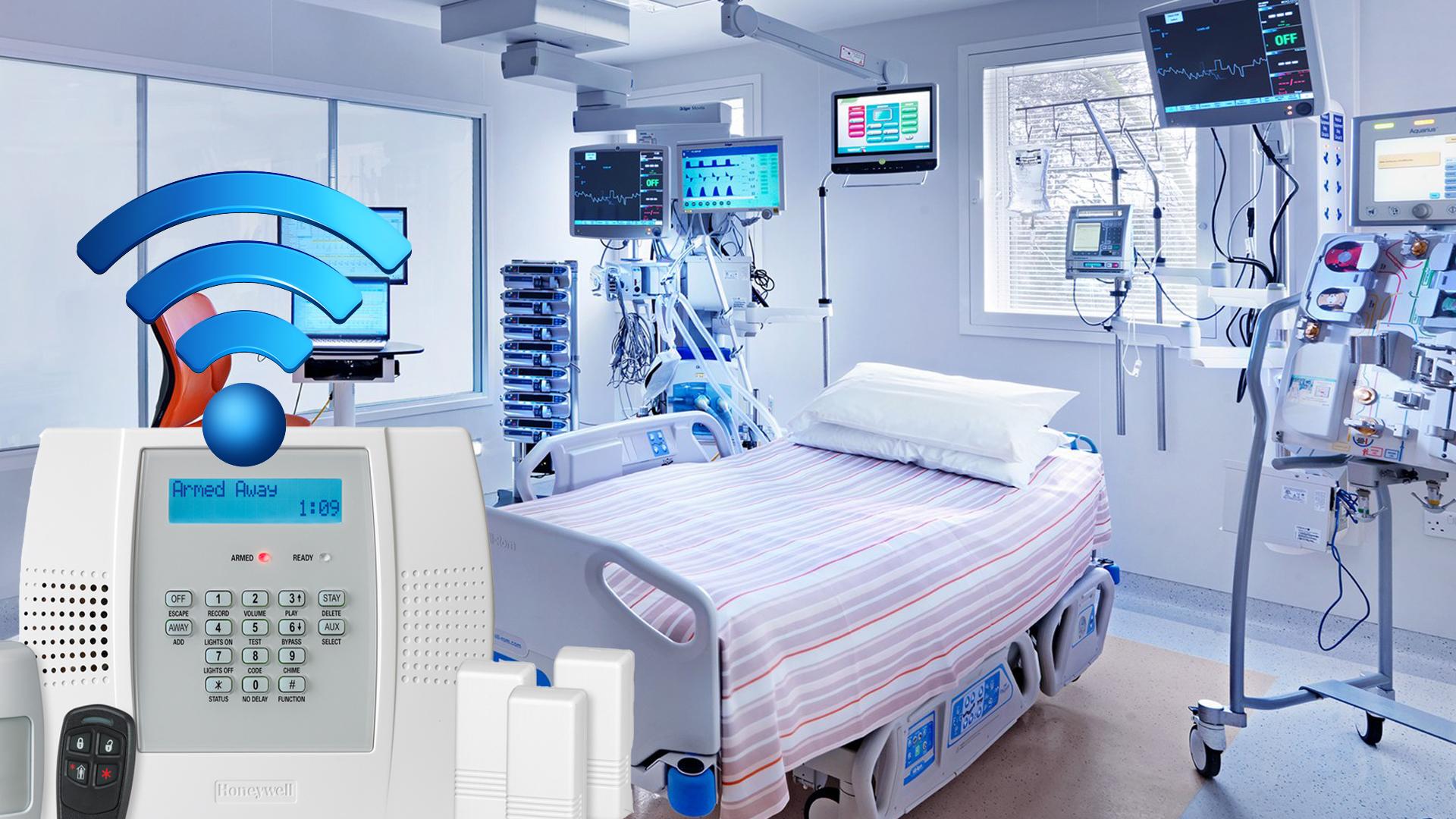 sistem de alarma cabinet-medical SBT